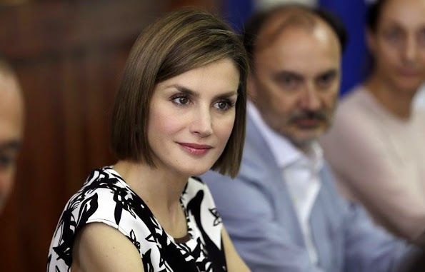 Queen Letizia's Visit To Honduras Day 2