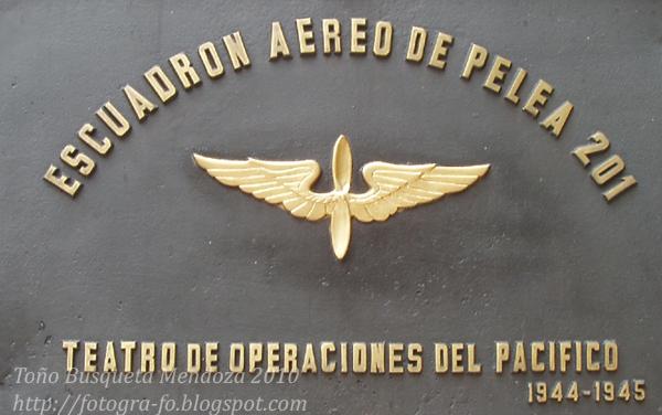 el méxico escuadrón 201 Águilas aztecas