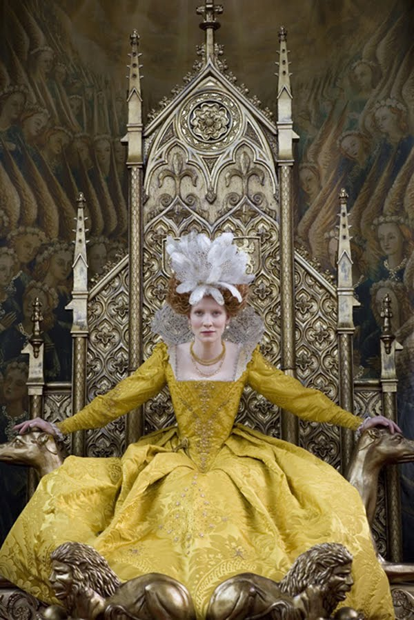 Historical Fave: Elizabeth: The Golden Age (2007)