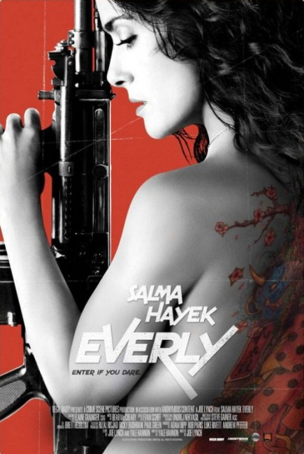 """""""Everly (2014)"""" movie review by Glen Tripollo"""