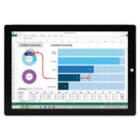 Amazon : (Price Drop) Buy Microsoft Surface Pro 3 (Core i3 – 4th Gen/4GB/128GB/Windows 10 Pro/Integrated Graphics) at Rs. 58,990 only – Buytoearn