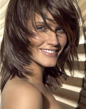 couleur et coupe de cheveux a la mode #4