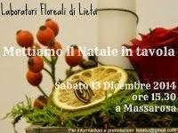 Laboratorio Floreale Natalizio