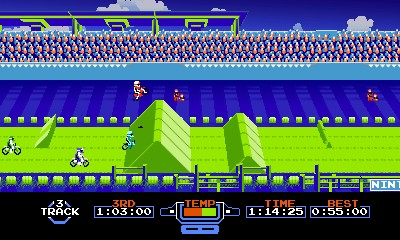 game excitebike motocross