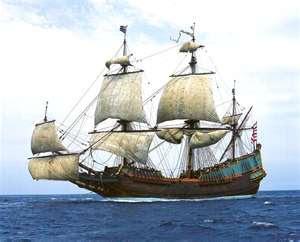 Image result for kapal columbus