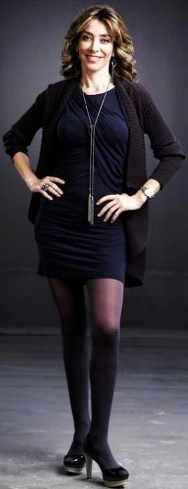 Actriz Marcela Carvajal
