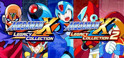 Mega Man X Legacy Collection 1 and 2 MULTi7 Repack By FitGirl