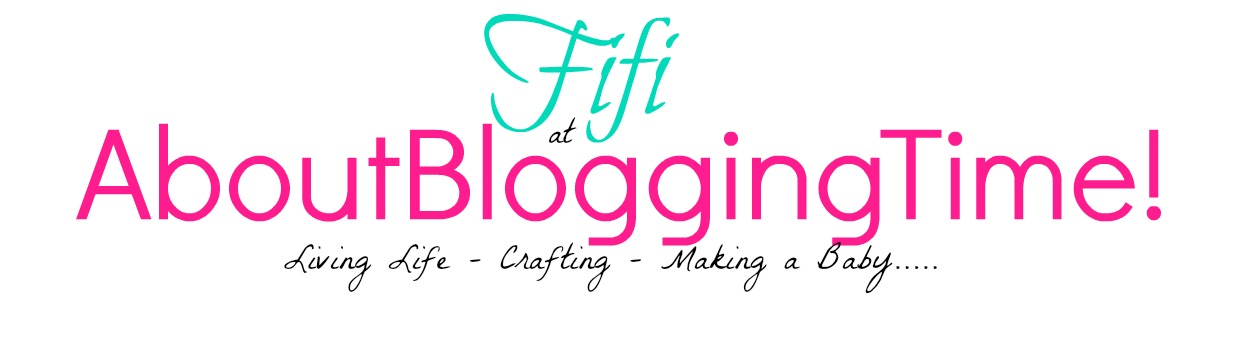About Blogging Time!