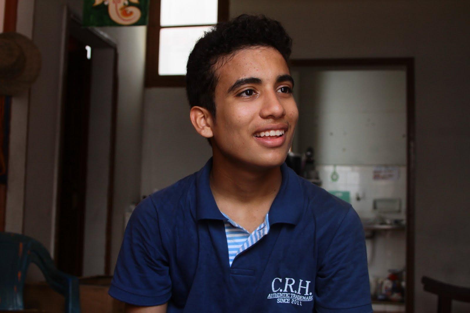 Arjuna Rodriguez coadjuvante principal do Filme Namoro Adolescente. Uma produção de Cine Cast Photo