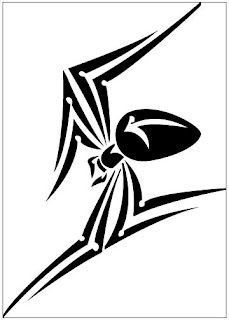 tribal spider tattoo symbol - tribal spider tattoo symbol pictures