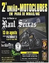 2º-União de Motoclubes em Pará de Minas