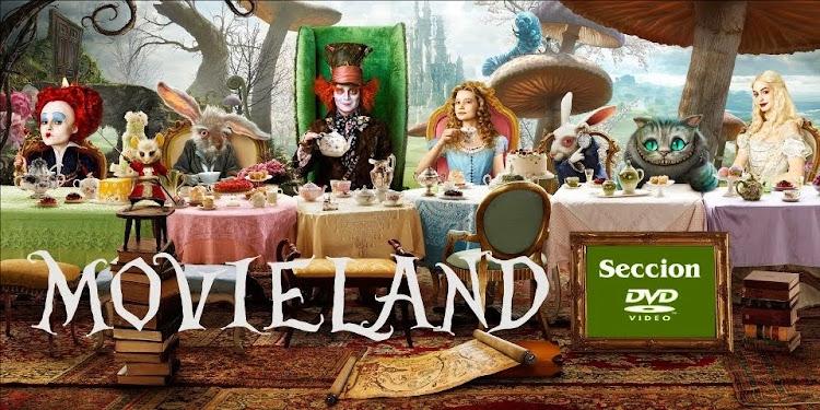 Movieland: Seccion Dvd!!!