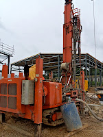 hydraulic repair - drilling rig