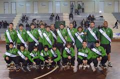 INICIADOS CAMPEÕES DISTRITAIS 2012/13!
