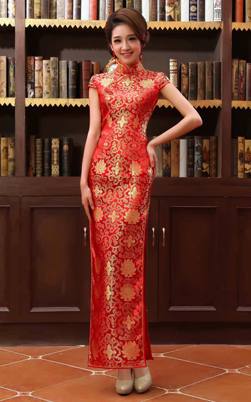 Mis Vestidos de Novia: Novia oriental: vestidos de novia chinos