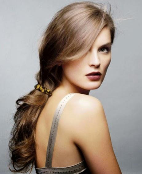 4 amazing ponytail hairstyles