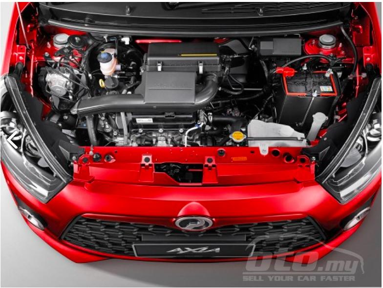 (Gambar | Spesifikasi | Harga) Perodua Axia