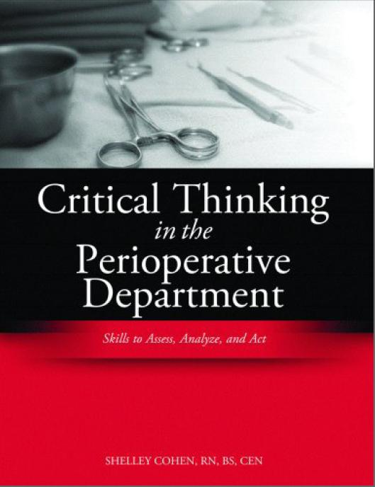 Critical thinking pain management