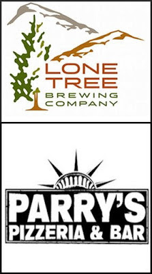 Lone Tree Brewing - Parry's Pizza