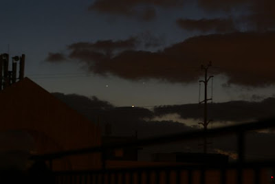 Jupiter Venus and Mercury May 26th 2013