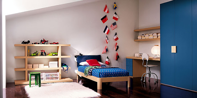 decorating-a-teen-room-with-blue-bad-room-by-clever
