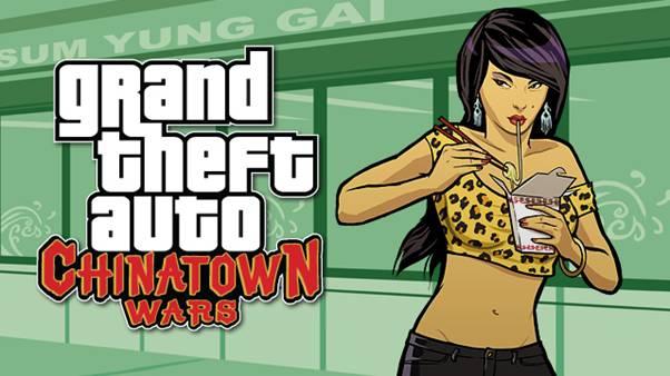 Descarga de Juegos Android Apk+Sd : GTA Chinatown Wars Apk ...