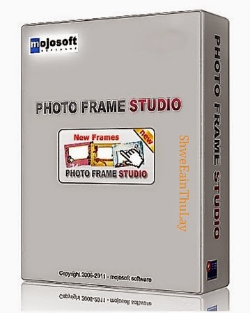 mojosoft photo frame studio v2.96