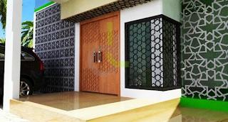 Contoh Desain Rumah Islami Minimalis dan Asri