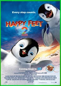 Happy Feet 2 | 3gp/Mp4/DVDRip Latino HD Mega