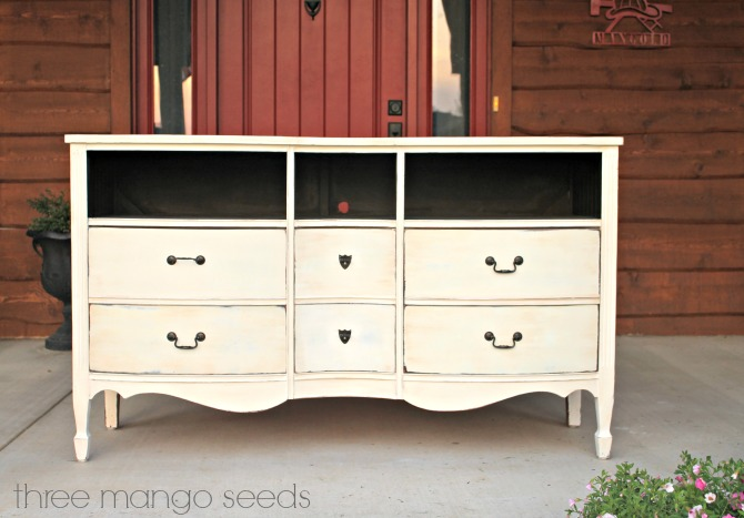 craftymomz framing entertainment center pin old excellent dresser