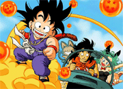 Dragon Ball Adventure Puzzle