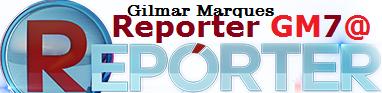 Repórter Gilmar Maques