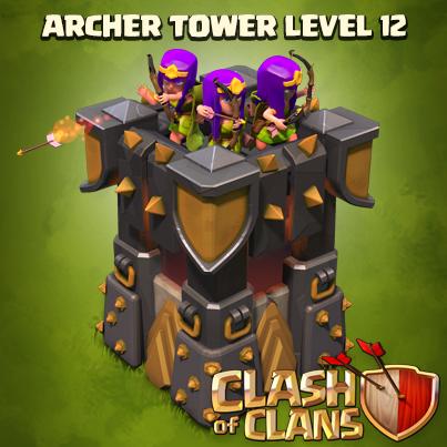Clash of Clans: September Updates V5.2 Village Edit Mode
