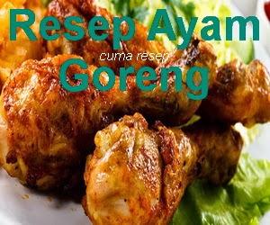 Resep Ayam Goreng Bumbu Kuning Sederhana