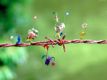 #4 Pikmin Wallpaper