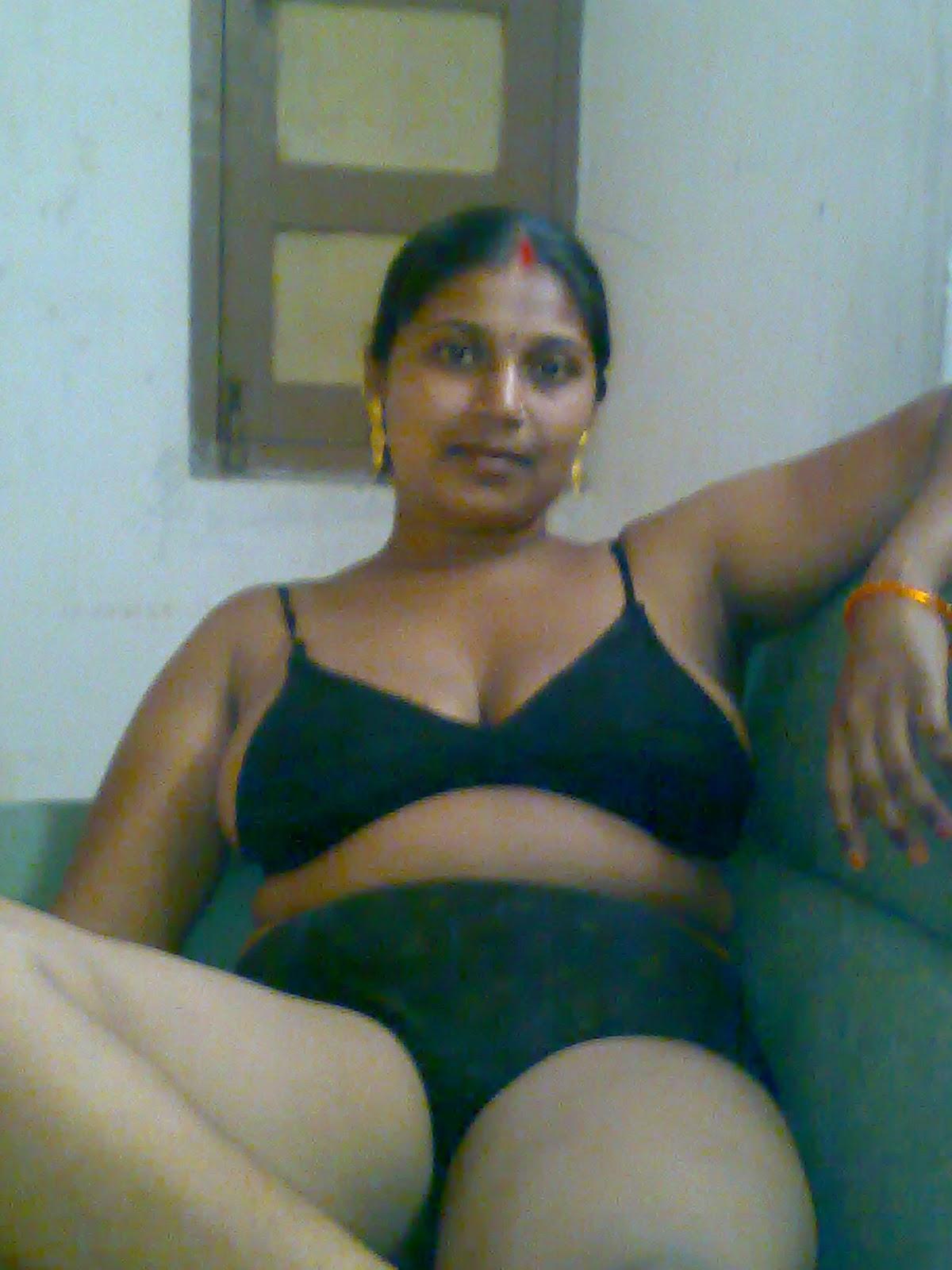 south indian fatty aunty