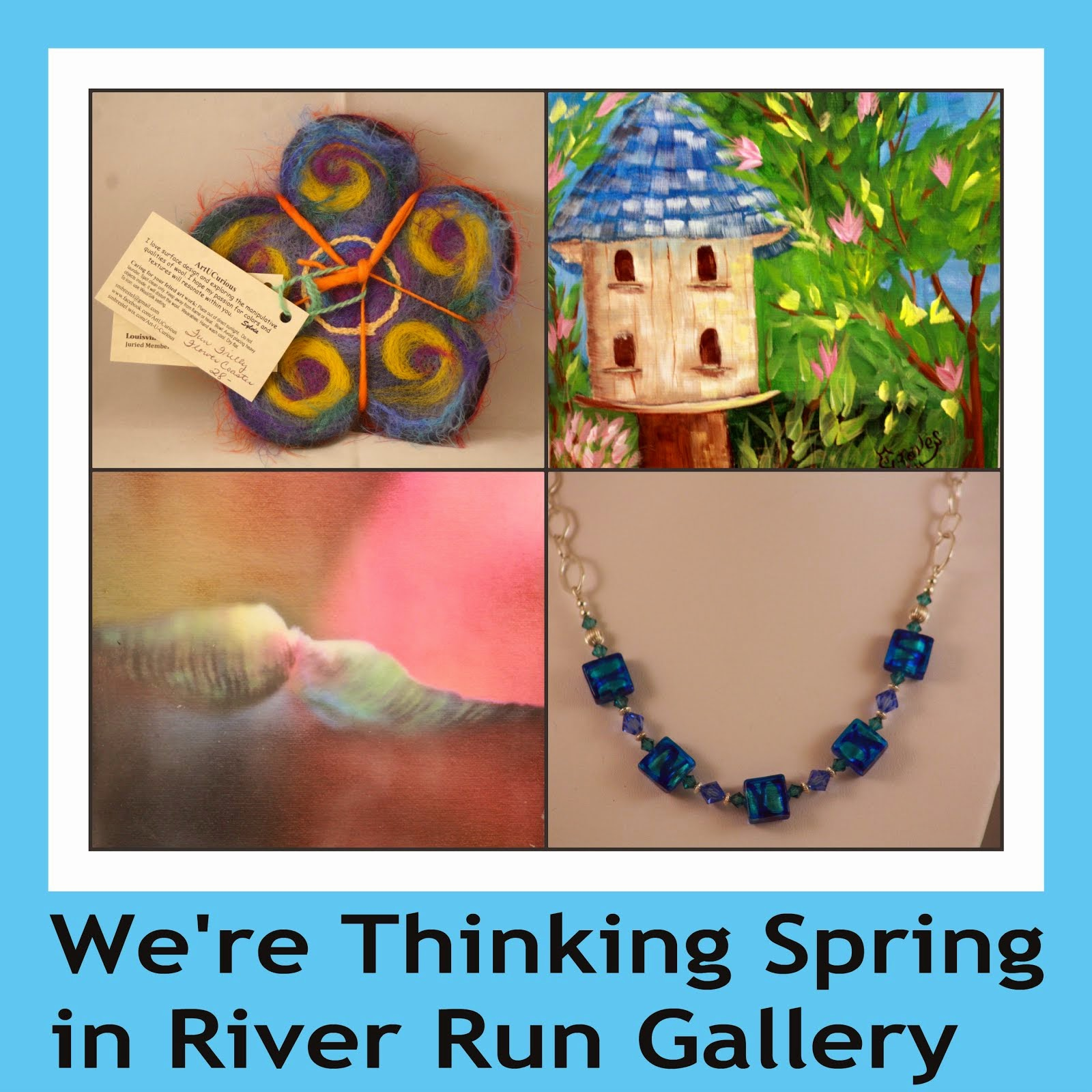 River Run Gallery Fun Art Studio