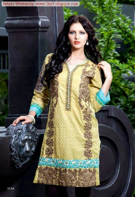 Rabea Kurti Collection 2014 for Midsummer