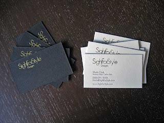 tarjetas creativas personales