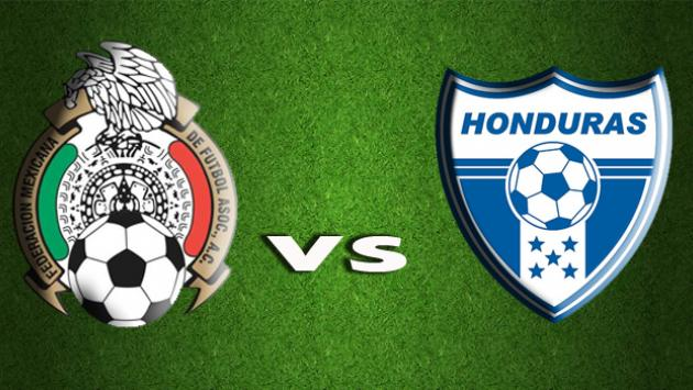 Mexico vs Honduras, Eliminatorias Brasil 2014