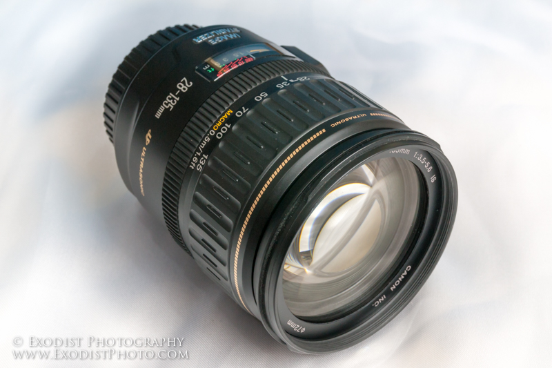 Canon 28-135mm f/3.5-5.6 Lens Review