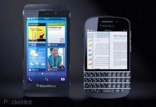 BlackBerry 10, Android and iOS Challenger