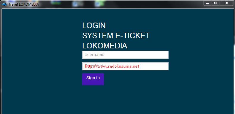 Sistem Aplikasi Travel dengan Angular JS dan Codeigniter
