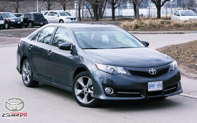 2012 Toyota Camry SE Invoice Price Canada