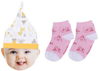 Firstcry : Buy Caps, Gloves & Socks @ Rs. 1