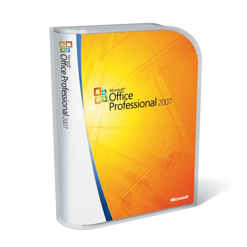 Bagus 31: Microsoft Office Enterprise 2007