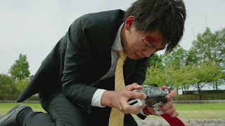Kamen Rider Drive: The Challenge from Lupin