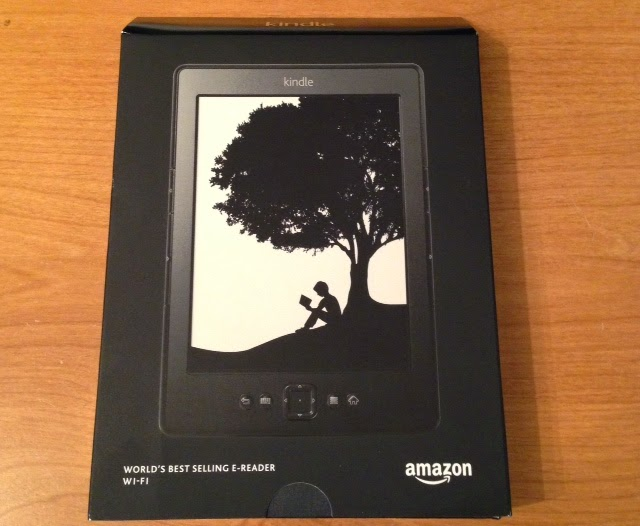 Surprise Kindle Giveaway (US Only)