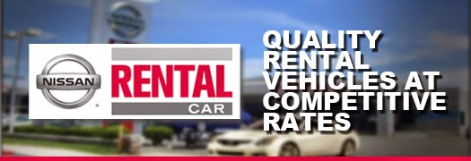 Superior Nissan Rental Car Dealer