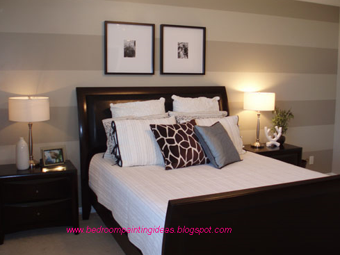 Interior decor bedroom paint colors ideas 2013 for Bedroom paint pattern ideas